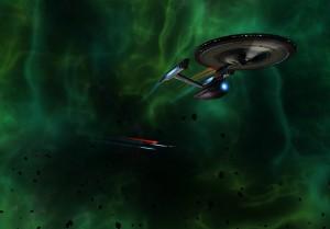 star trek space ship