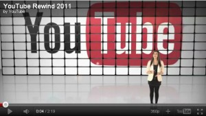 YouTube Rewind 2011