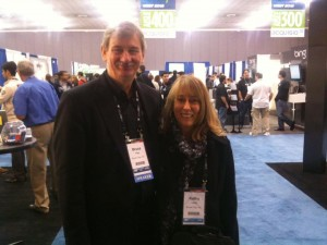Bruce Clay and Kathy Long at SMX West 2012