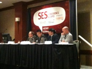 local and social opportunity panel at SESNY