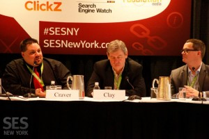 Long Live SEO panel at SES NY 2012