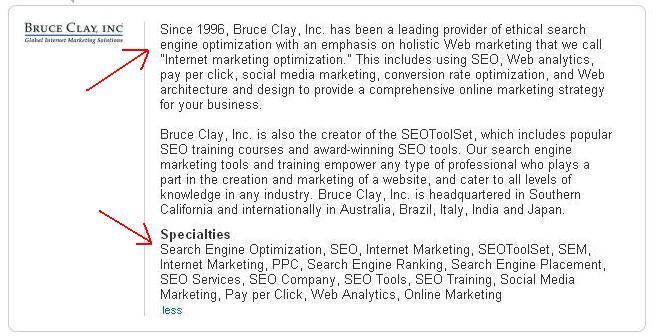 LinkedIn for Business: Optimizing Your Company Profile #1 | seowe