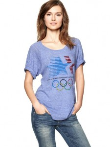 Olympic T-shirt from GAP