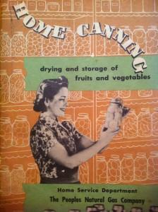Vintage Booklet Cover