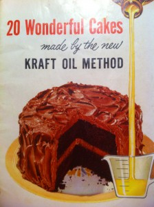 Cover of Kraft Cookbook