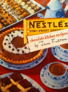 Nestle Cookbook Cover Image