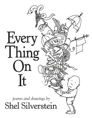 Cover Image of Shel Silverstein Book
