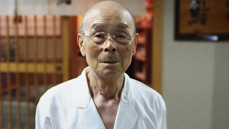 Sushi Chef Jiro Ono