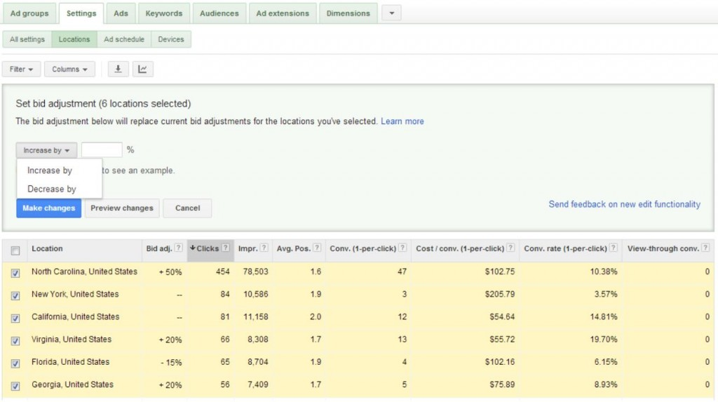 how to set up retargeting in google adwords