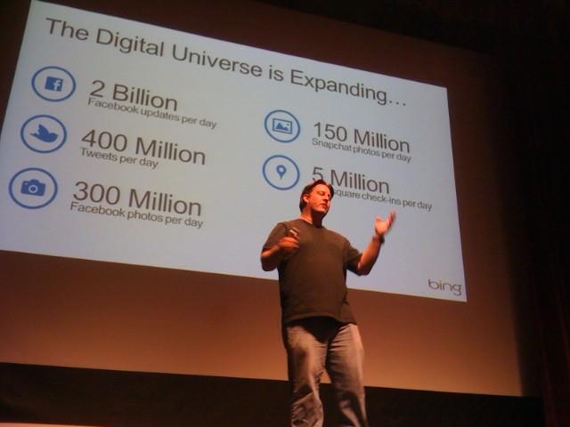 Duane Forrester speaks at Bend WebCAM.
