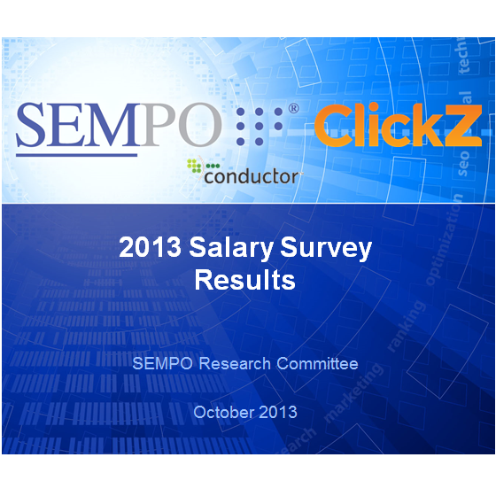 SEMPO Salary Survey Results Cover