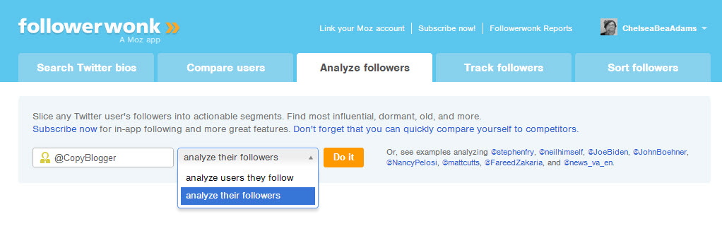 followerwonk-analyzeFollowers