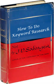 Keyword-Research-Book-Not-by-JD-Salinger
