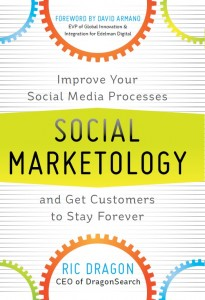 Social Marketology by Ric Dragon