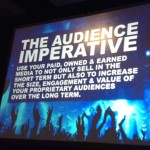The Audience Imperative
