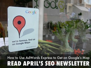 Google AdWords Express SEO Newsletter