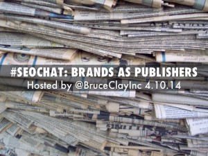 seo chat brands as publishers