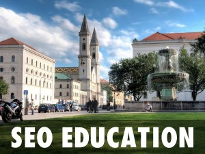 SEO Education & Training