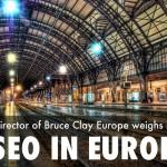 SEO in Europe