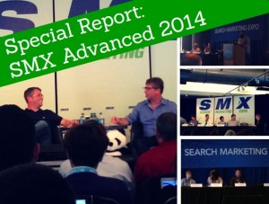 smx advanced 2014 pictures in collage