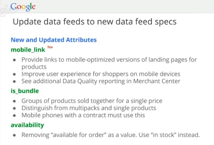 google-shopping-updates