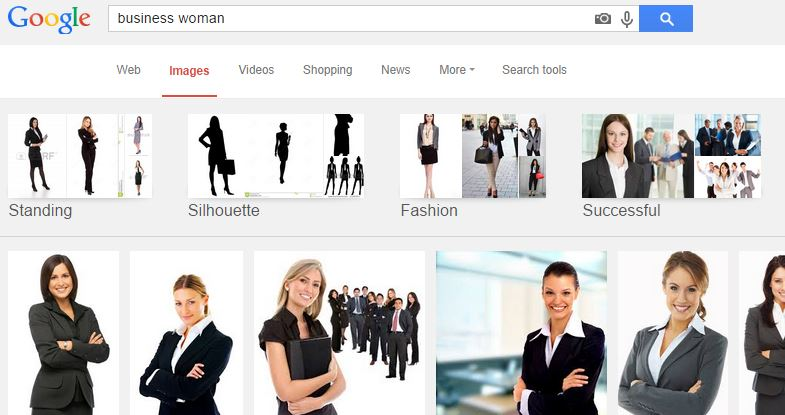 business-woman-image-search