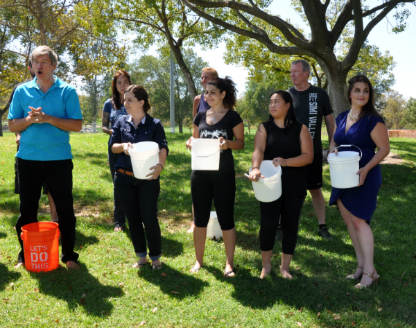Bruce Clay, Inc. before the ice bucket challenge