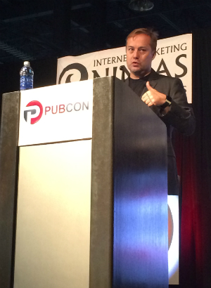 Jason Calacanis at Pubcon