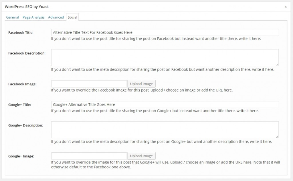 Yoast-social-Wordpress-plugin