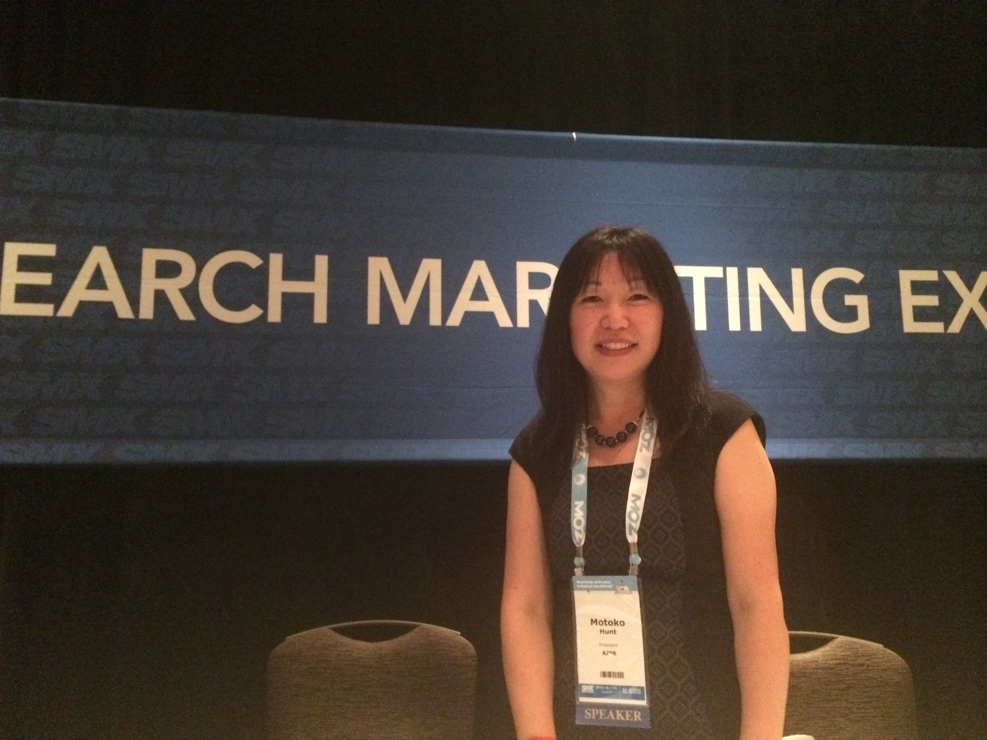 Motoko Hunt SMX West 2015