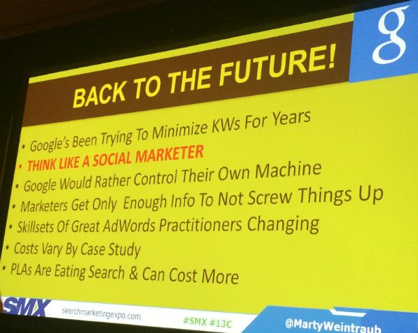 Future of social marketing