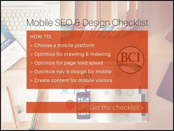 mobile-seo-and-design-checklist