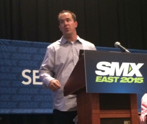 Scott Jaworski at SMX East