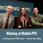 Mobile PPC session panel