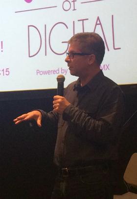 Danny Sullivan speaking