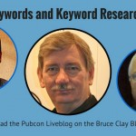 Keywords and Keyword Research – Pubcon Liveblog Feature