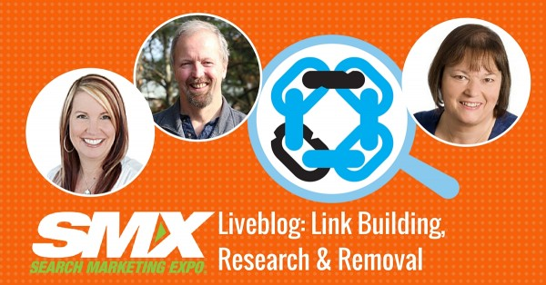 Link Building, Research & Removal at SMX East 2015