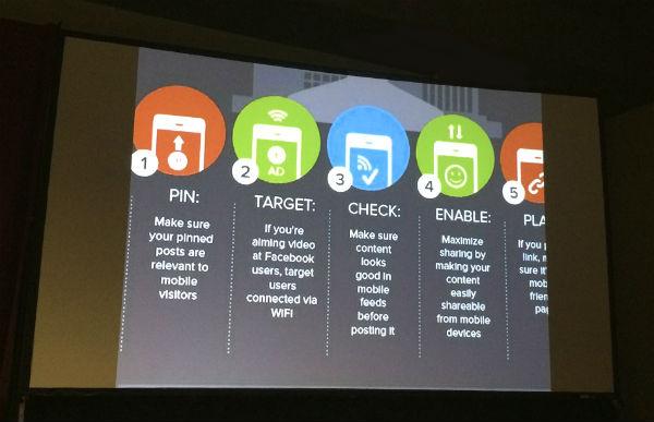 Optimize social for mobile