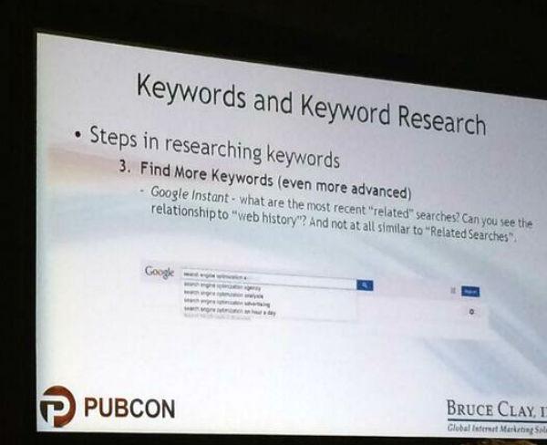 Step 3 Find more Keywords