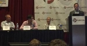 Pubcon speaker panel