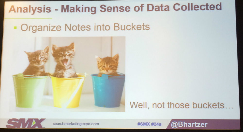 Data like kittens