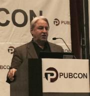David Szetela at Pubcon