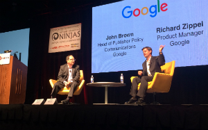 Pubcon keynote speakers John Brown, Richard Zippel