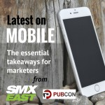 Latest on mobile for marketers