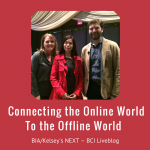 Connecting the Online World and Offline World