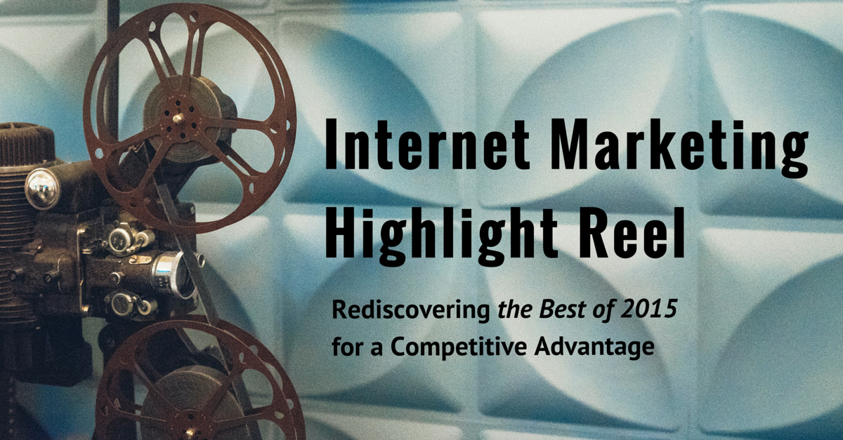Internet Marketing Highlight Reel