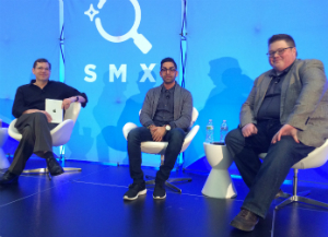 Speakers for DSA session at SMX West