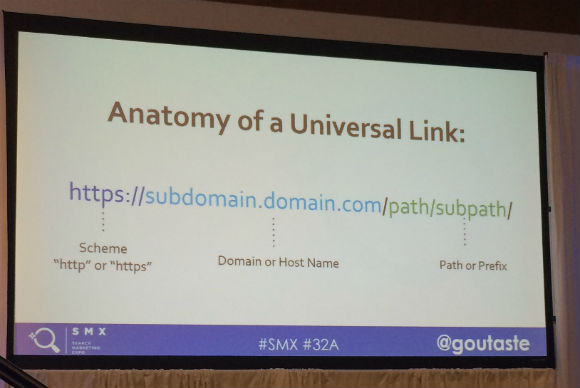 Anatomy of a Universal Link