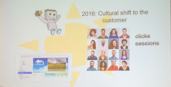 cultural SEO shift to serving customer