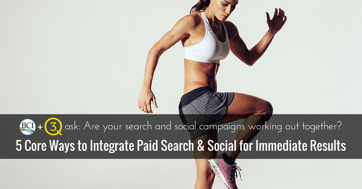 Search & Social Integration